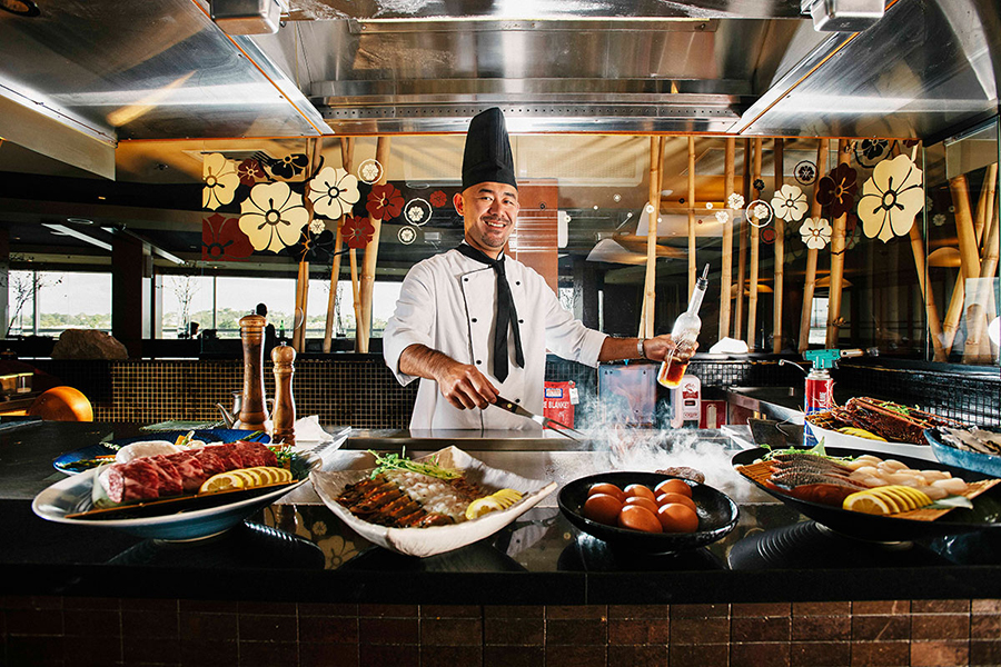 Sono Brisbane Japanische Restaurants