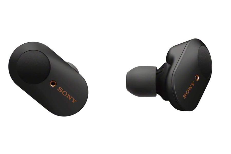 Sony WF-1000XM3 Branchenführende Geräuschunterdrückung Wirklich drahtlose Ohrhörer