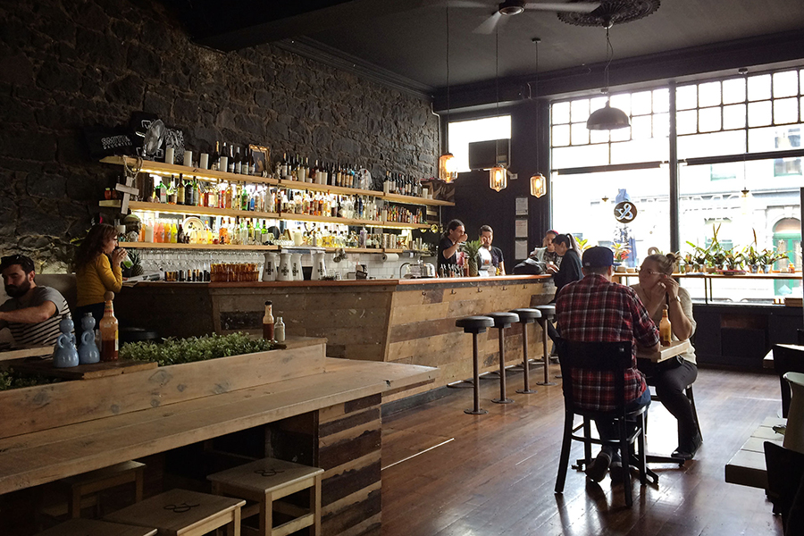 Smith & Daughters Vegane Restaurants Melbourne