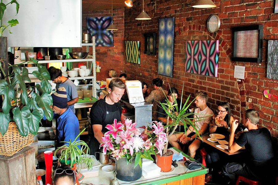 Linse als alles Vegane Restaurants Melbourne