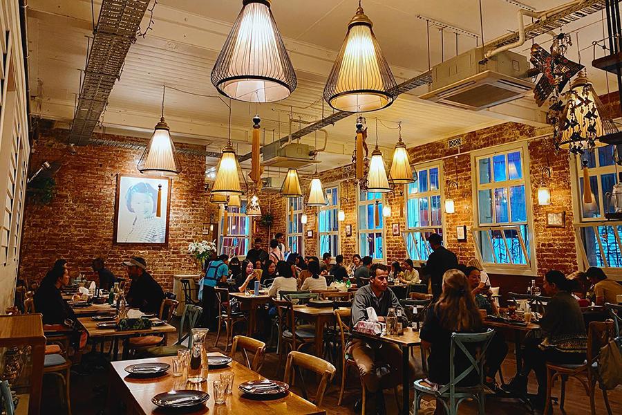 Jinda Thai Vegan Restaurants in Melbourne