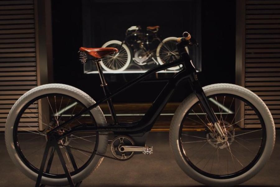 Harley Davidson Elektrofahrrad