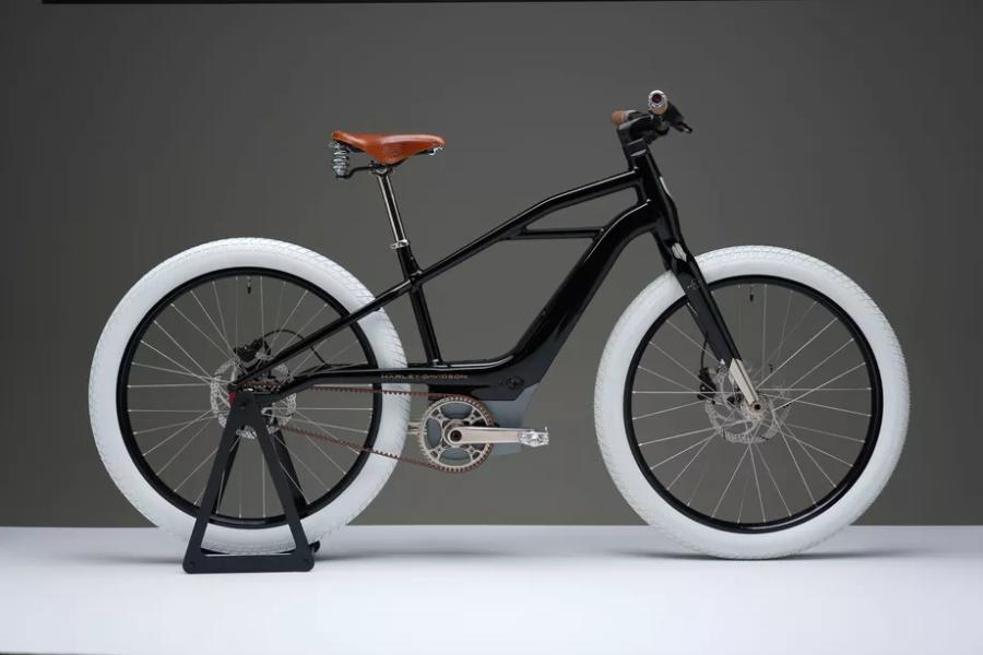 Harley-Davidson stellt sein erstes E-Bike vor