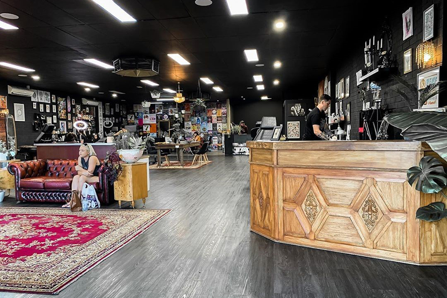Kunstvolle Tinte Tattoo Shops Perth