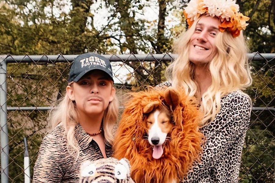 40 lächerlichsten Halloween-Kostüme von 2020