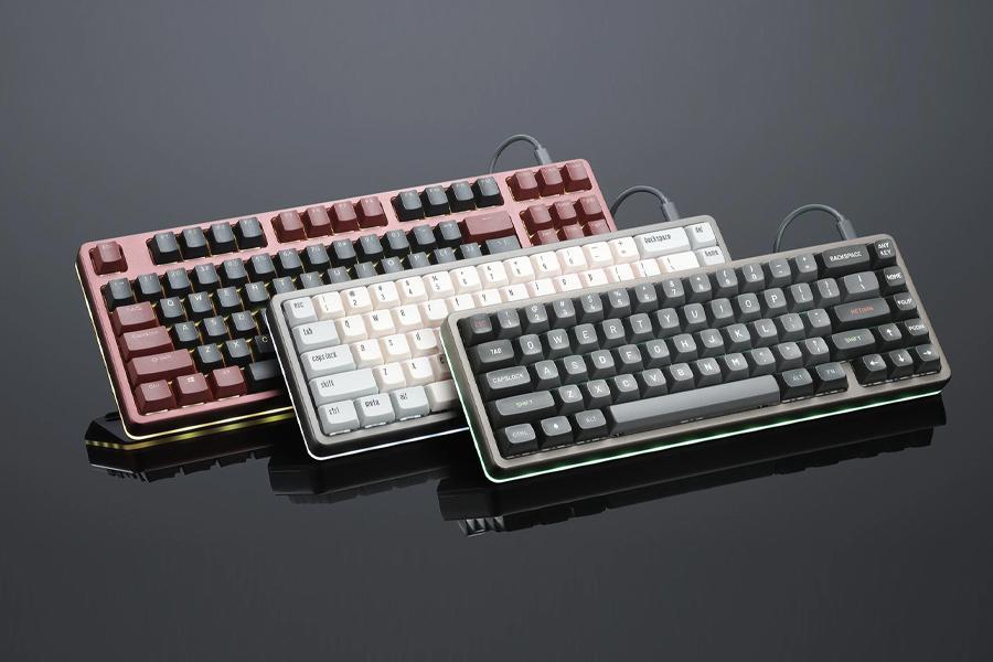 Bringen Sie Ihre Eingabe mit mechanischen Tastaturen der Drop Signature-Serie auf ein neues Niveau