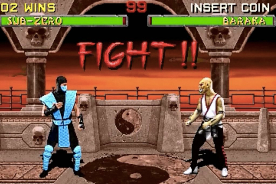 Mortal Kombat Supreme 2