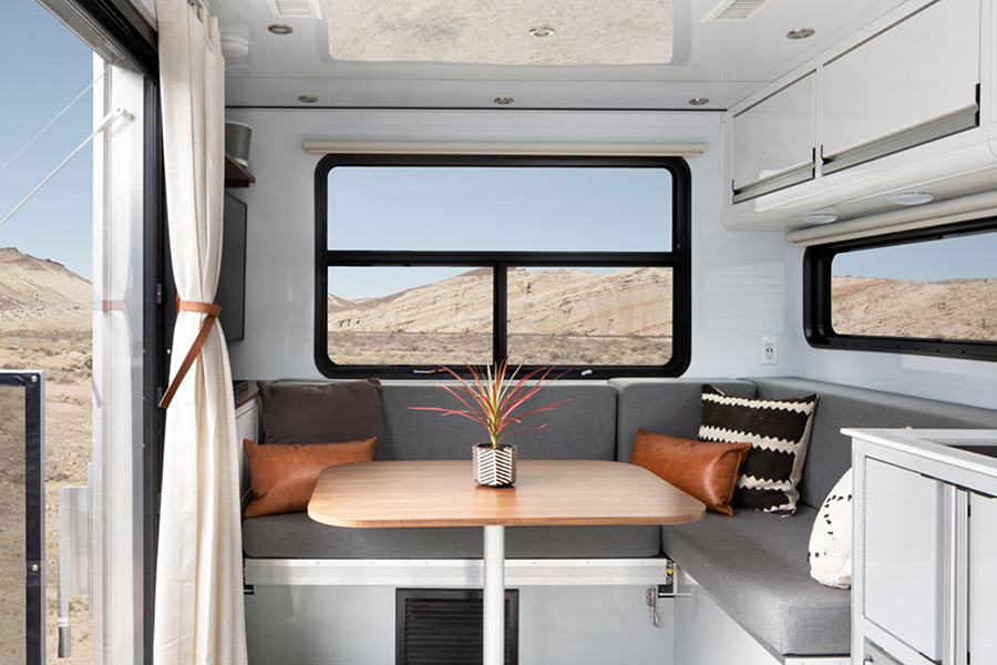 Tabelle Living Living Vehicle 2020