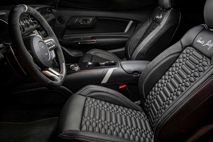 Shelby GT500 Signature Edition Autositz