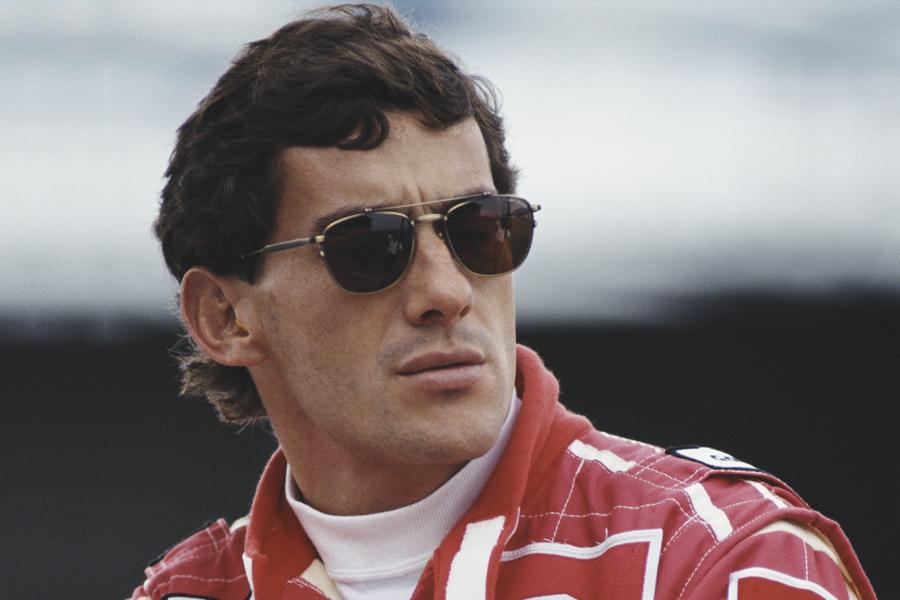 Netflix startet eine 8-teilige Ayrton Senna Drama-Serie