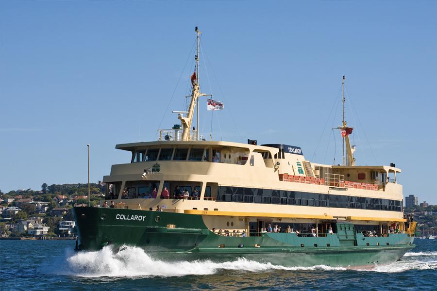 Verabschieden Sie sich von Sydneys legendären Manly Ferries