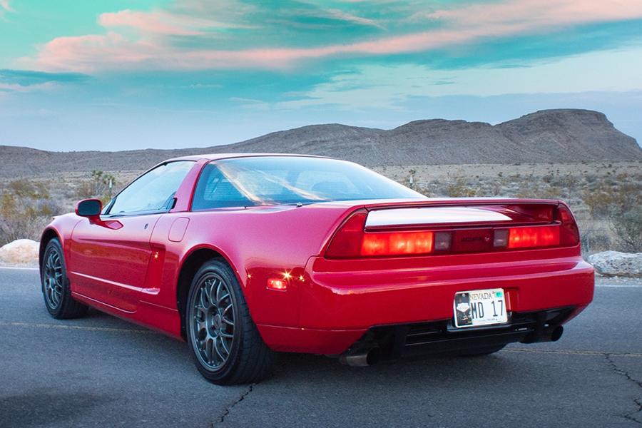 Ein-Besitzer 12k-Mile 1999 Acura NSX Zanardi Edition # 51 zurück