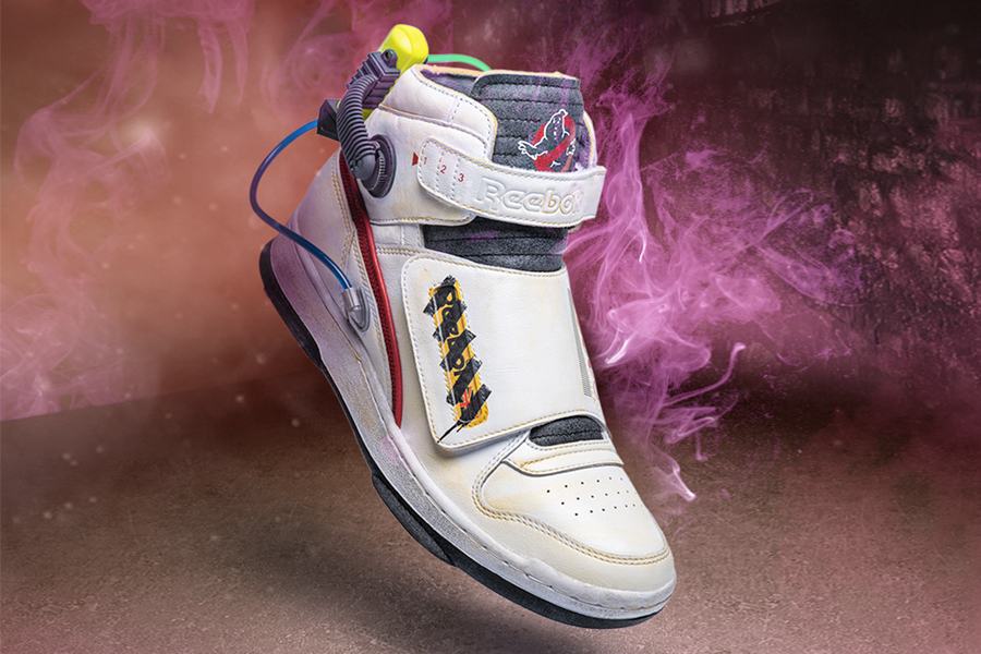 Reebok kreuzt die Streams mit Ghostbusters Capsule Collection