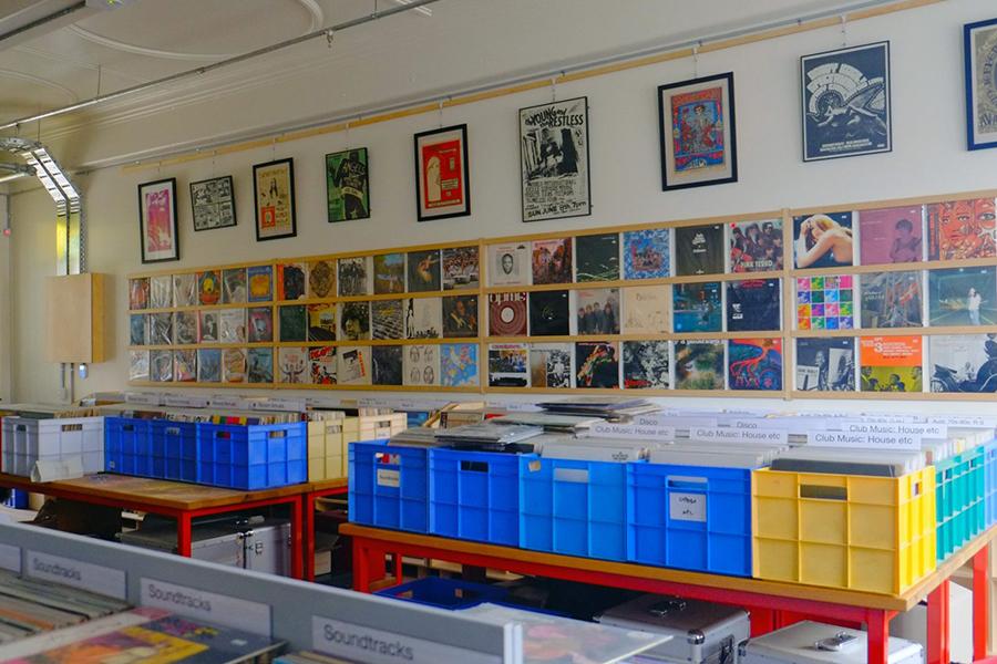 Lakritz Pie Records Vinil Store