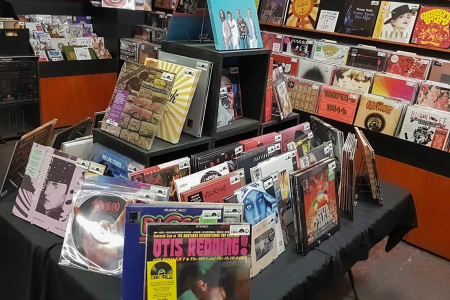 Thornbury Records Schallplatten
