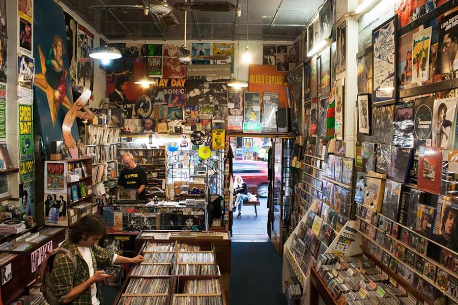 Greville Records Vinil Store