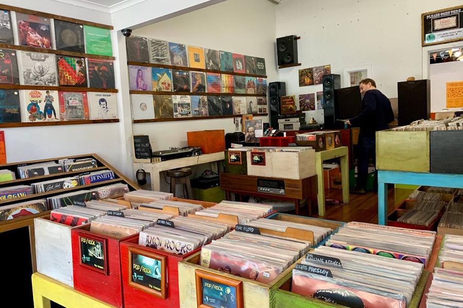 Rathdowne Records Vinil Store