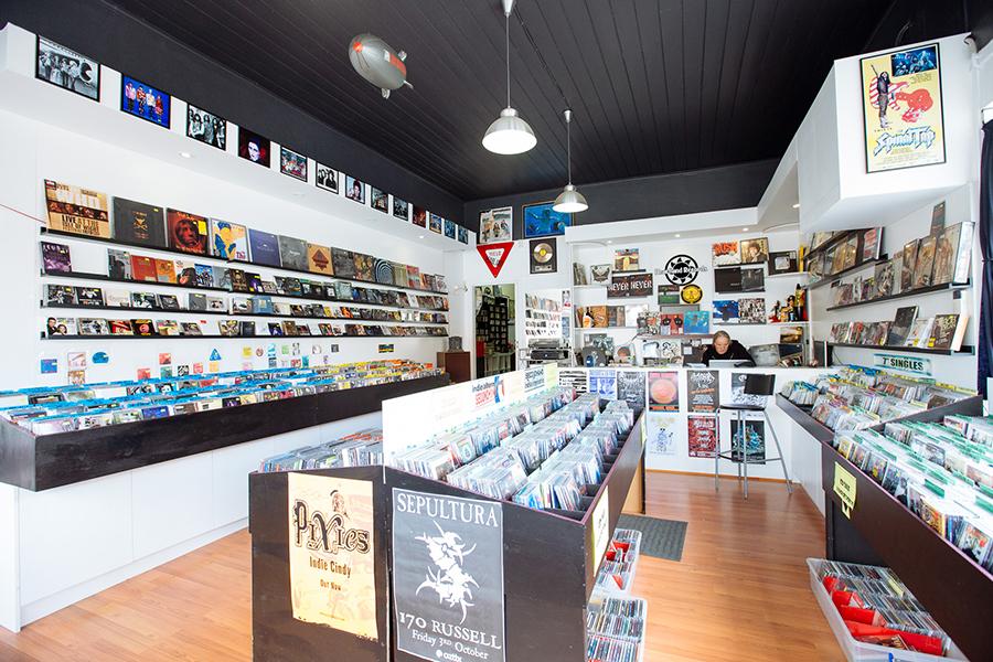 Heartland Records Vinil Store