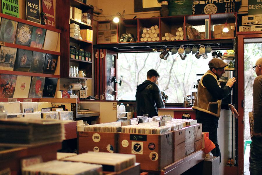Alley Tunes Vinil Store