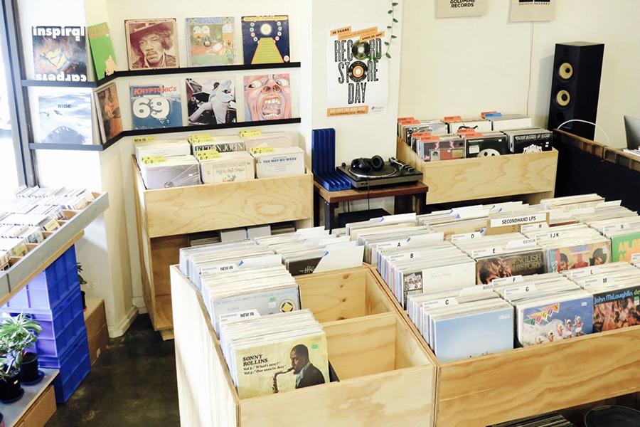 Goldmine Records Vinil Store