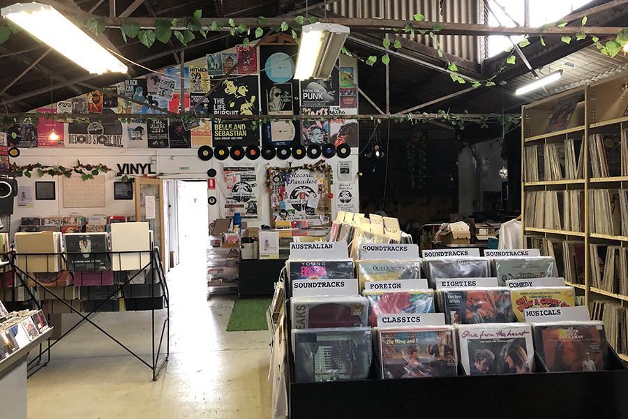 Record Paradise Vinil Store