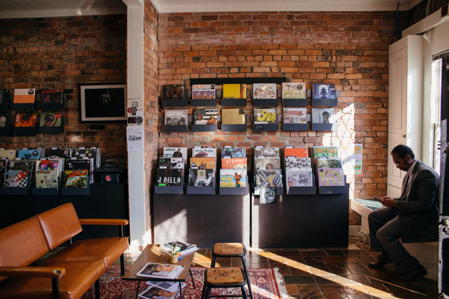 Oh! Jean Records Vinil Store