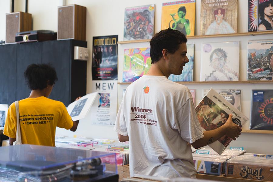 Vinyl Space Plattenladen