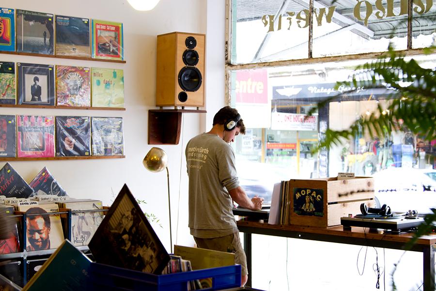 Plug Seven Records Vinil Store