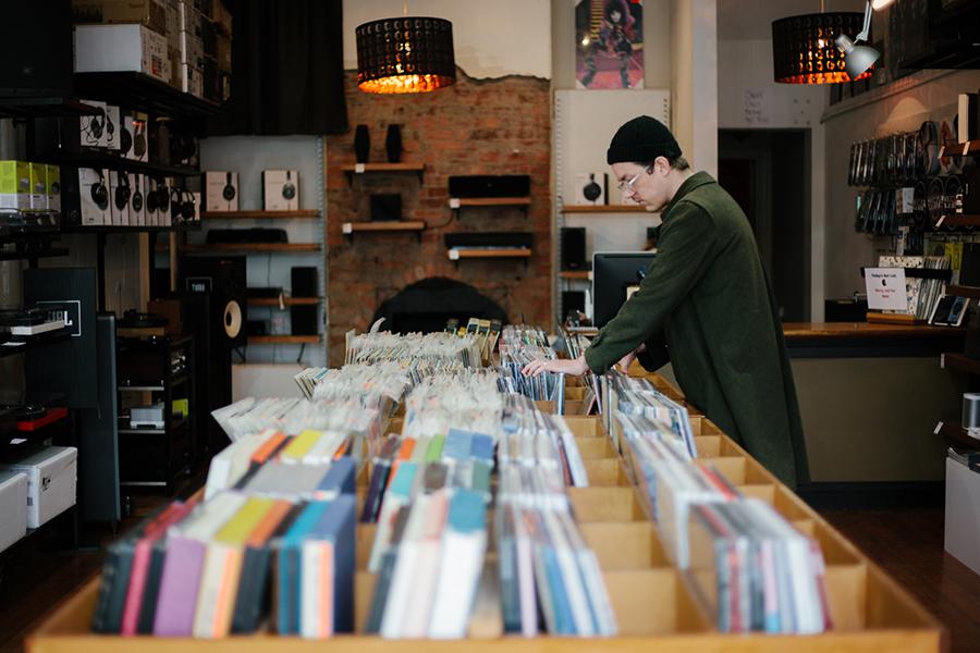 Vinyl Revival Plattenladen