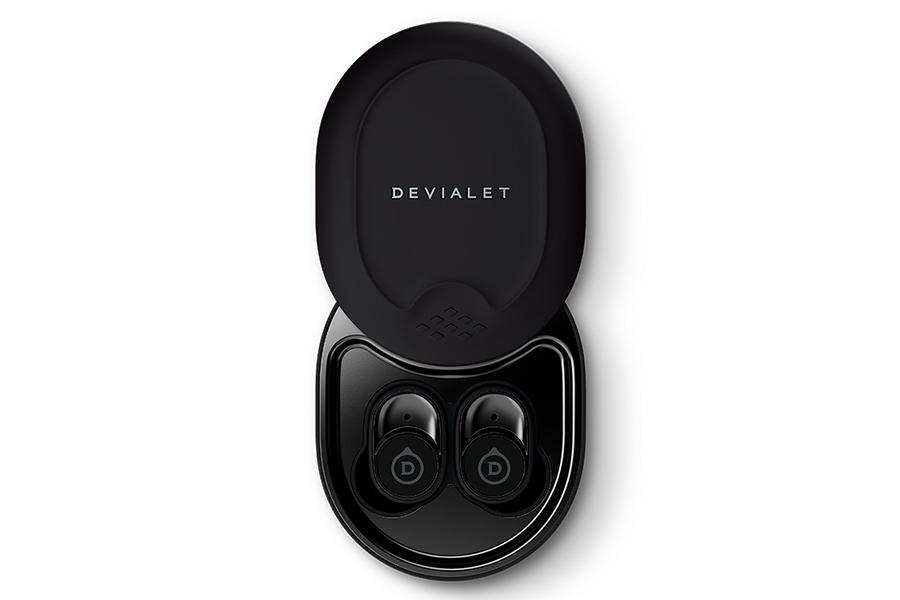Devialet Gemini Ohrhörer Fall