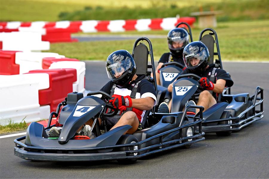 Beste Go-Kart-Strecken in Australien - Luddenham Raceway