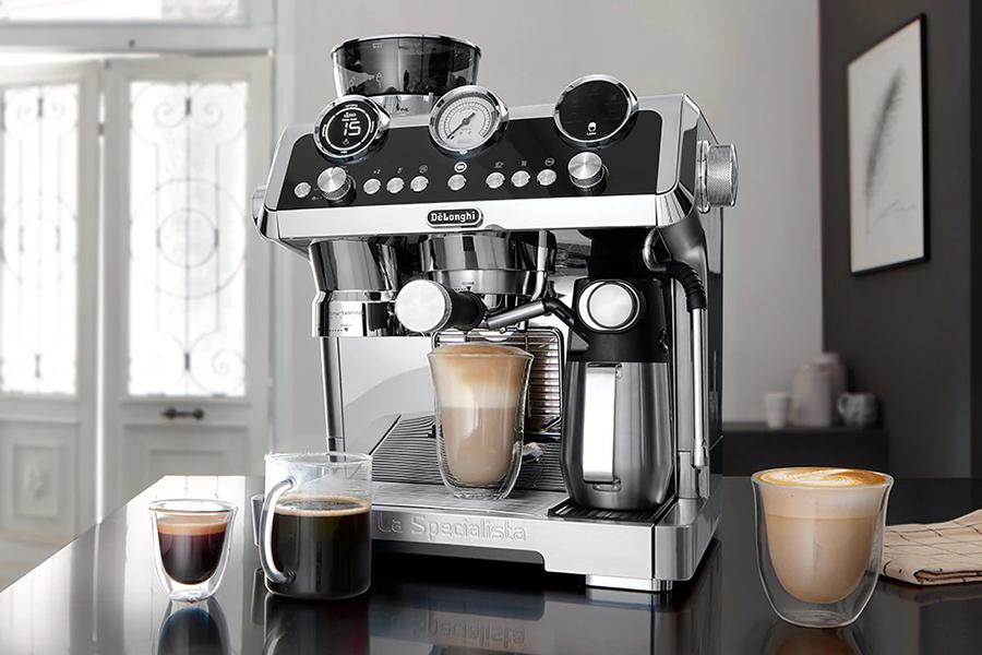 De'Longhis La Specialista Maestro ist eine australische Espressomaschine