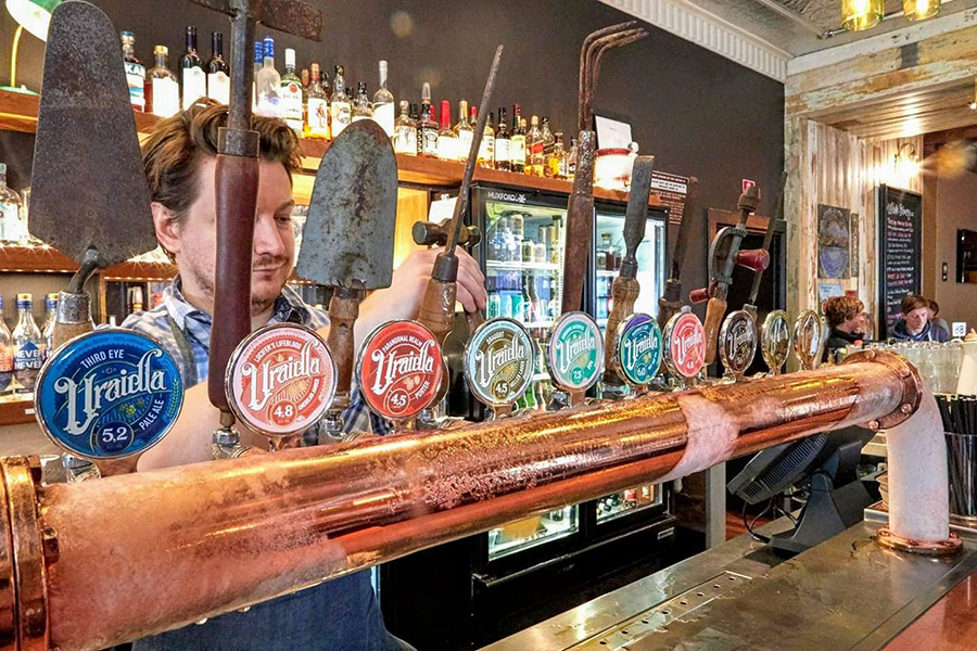 Das Uraidla Hotel Pubs Adelaide