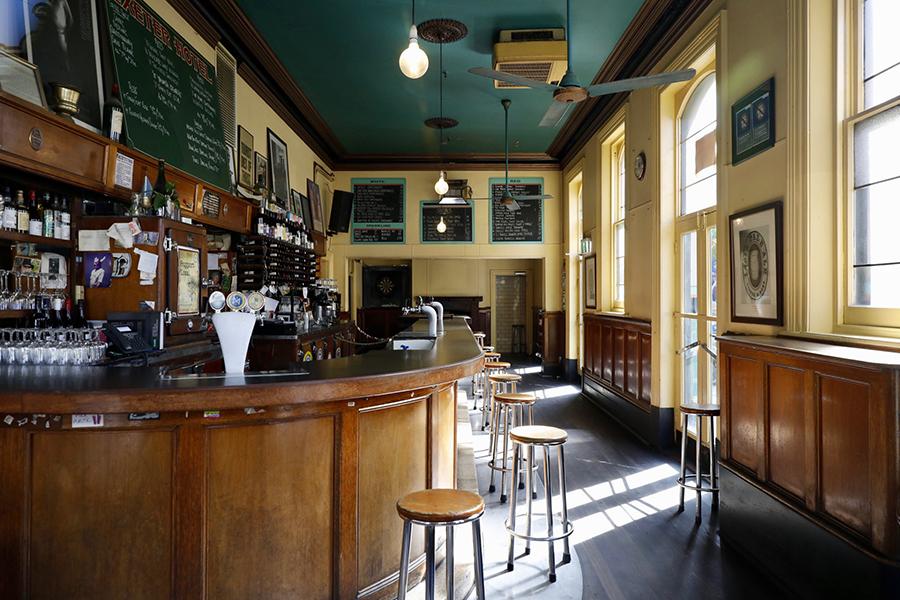 Die Exeter Pubs in Adelaide