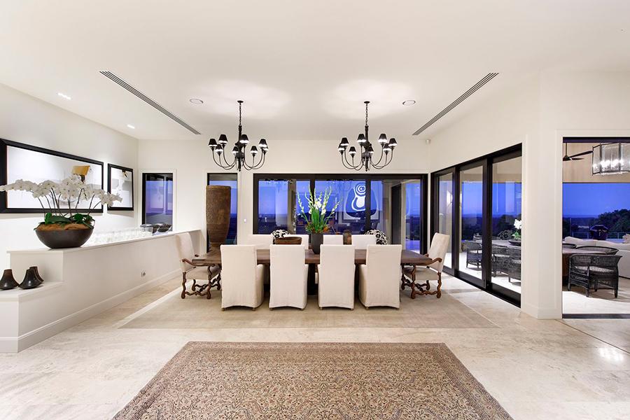 Noosa House 15 Millionen Dollar Essen