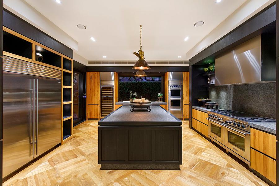 Noosa House 15 Millionen Dollar Küche