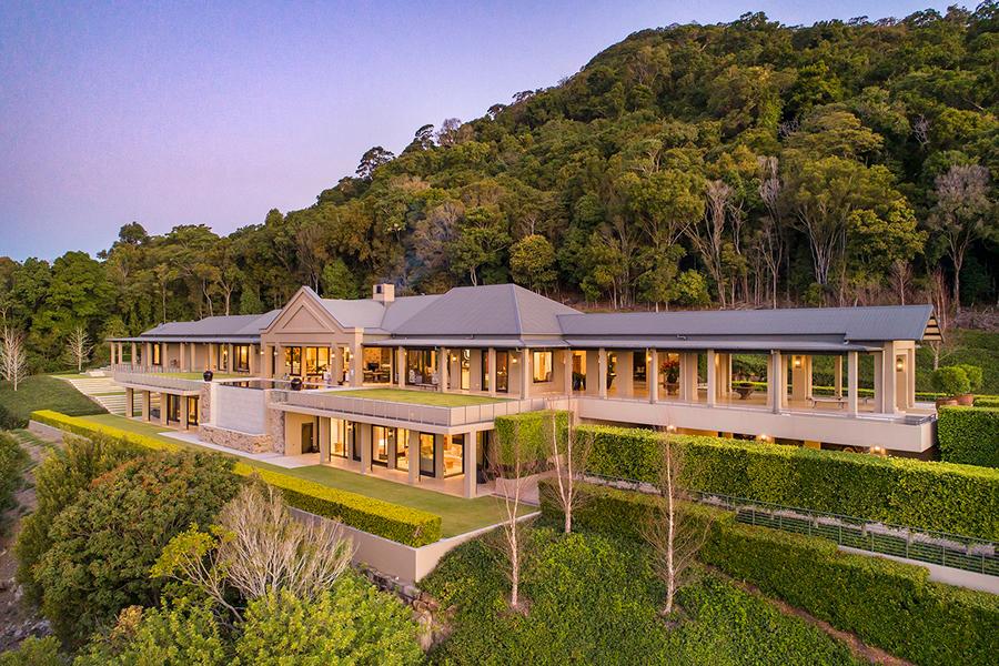 """15 Millionen US-Dollar Noosa Mansion """"Niemand weiß davon"""" wird zum Verkauf angeboten"""