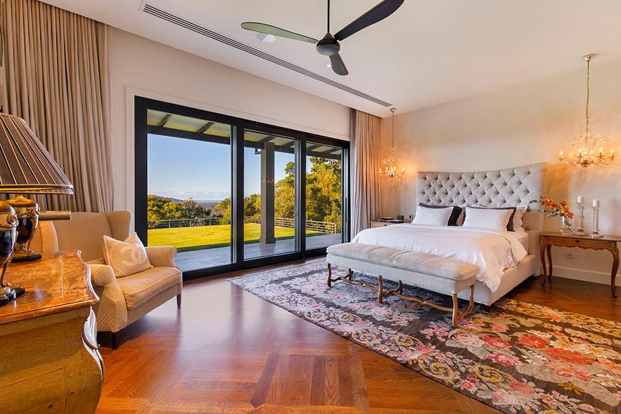 Noosa House 15 Millionen Dollar Schlafzimmer