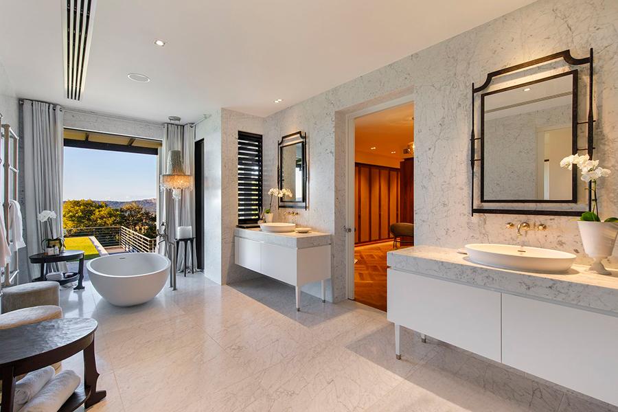 Noosa House 15 Millionen Dollar Badezimmer