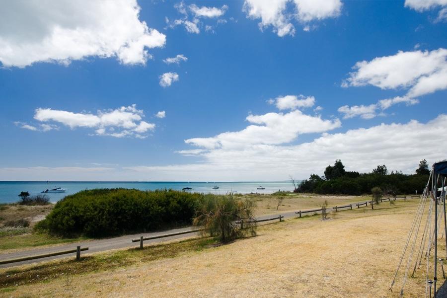 Mornington Peninsula Küstenvorland