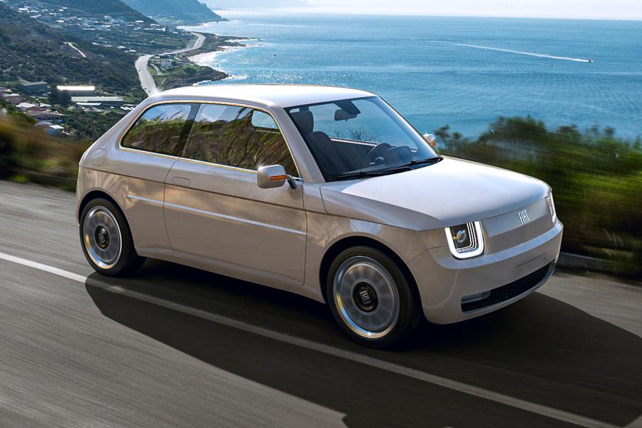 Fiat 126 Vision Autoseite