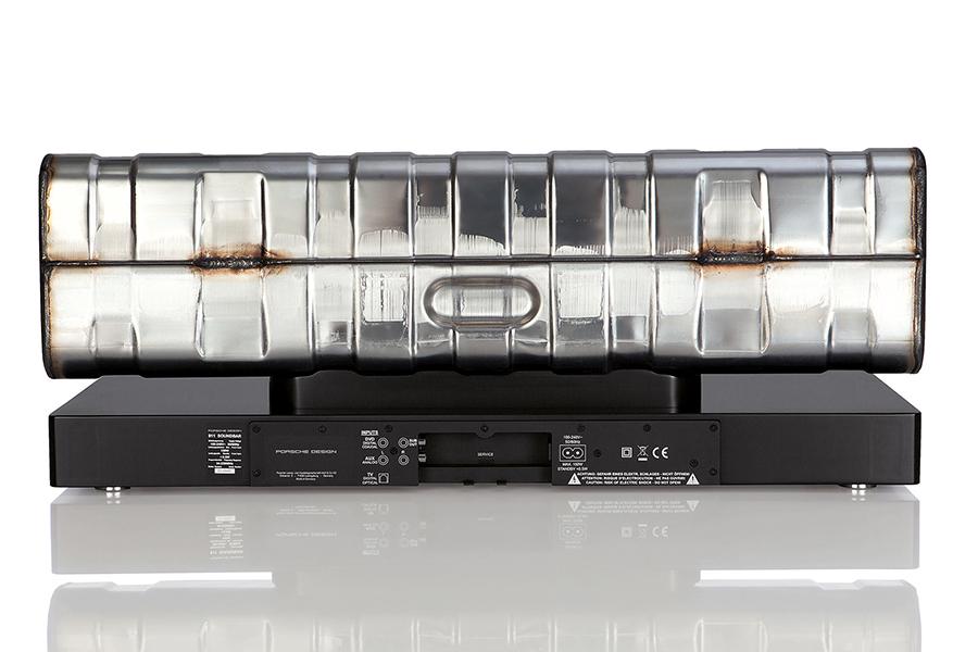 Porsche Design 911 Soundbar mit Licht