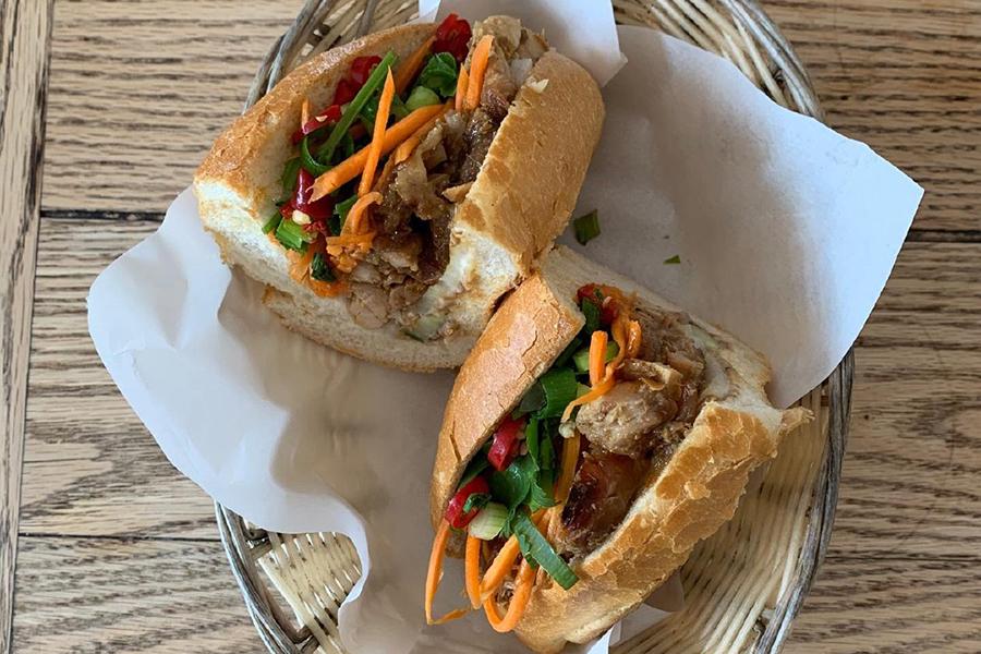 Saigon Street isst Banh Mi Melbourne