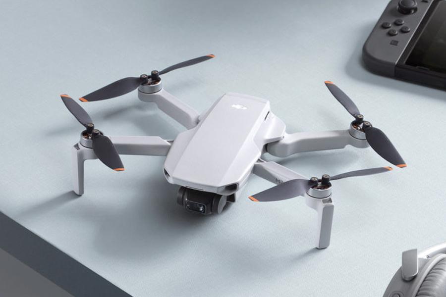 DJI Mini 2 ist eine ultraleichte 4K-Drohne unter 249 Gramm