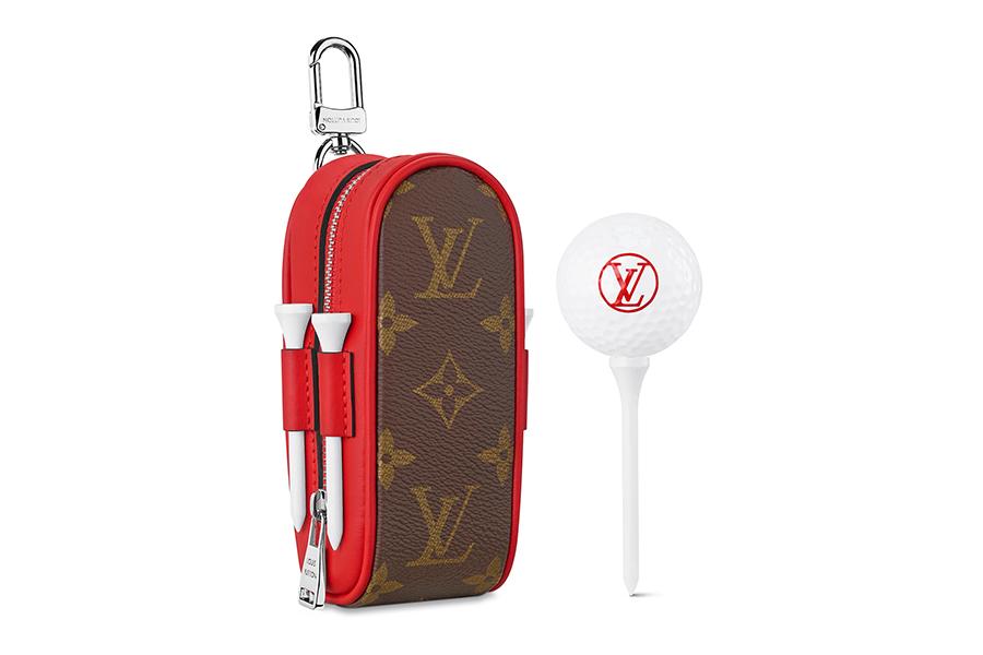 Louis Vuitton Golfzubehör rot