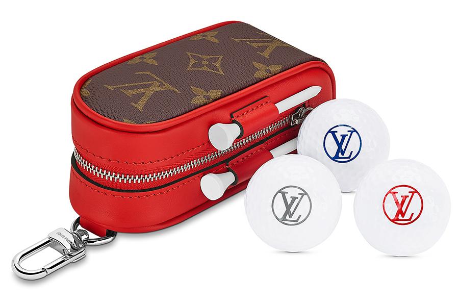 Louis Vuitton trifft das Green mit einem Andrews Golf Kit im Wert von 1.200 US-Dollar