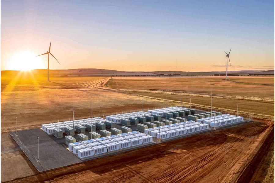 Victoria baut die größte Batterie der südlichen Hemisphäre