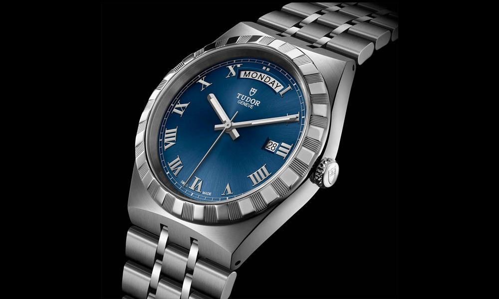 Die Tudor Watch Royal Collection bietet die Würze des Lebens