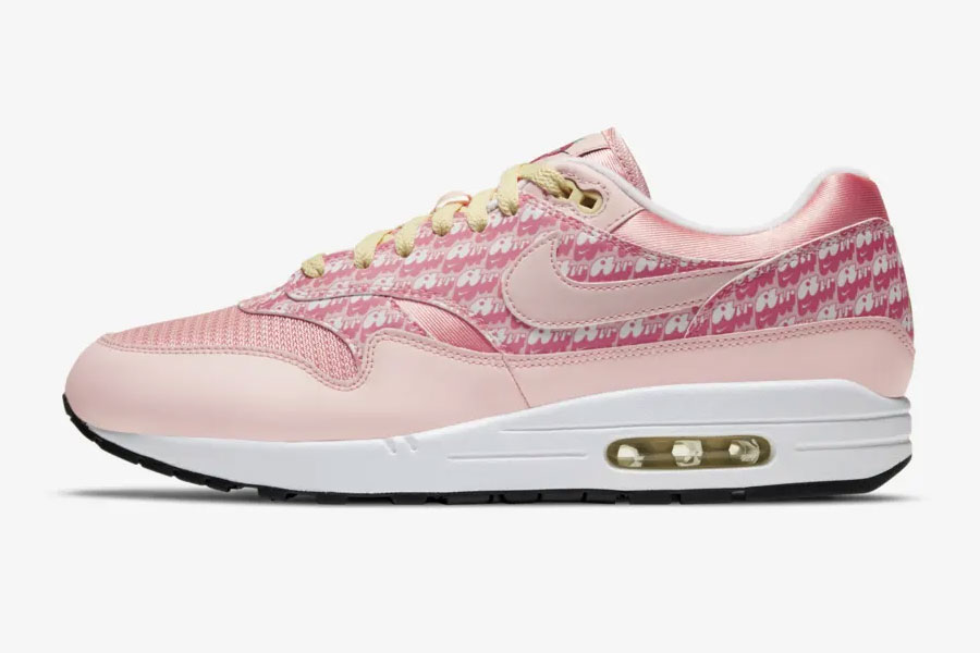 "Sneaker News # 18 – Nike wird süß mit der ""Strawberry Lemonade"" Air Max 1"