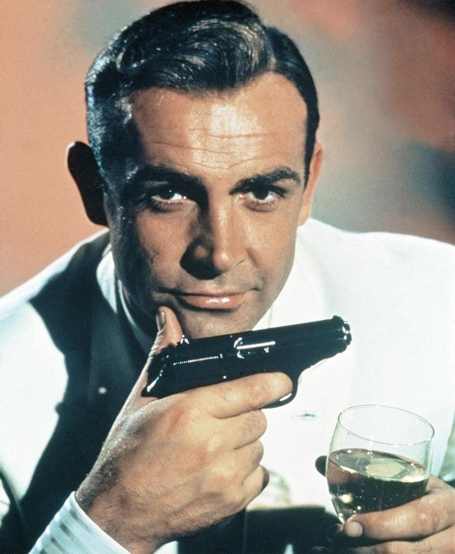 Sean Connery Pistole